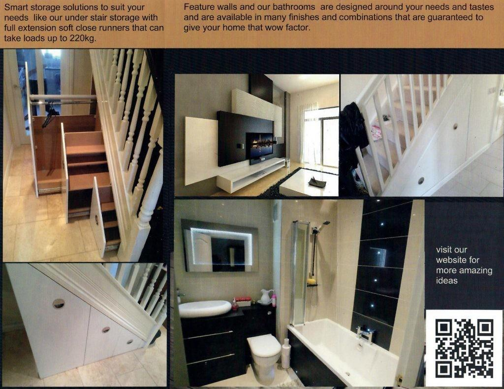 Leaflets Distributed Watson Joinery Services