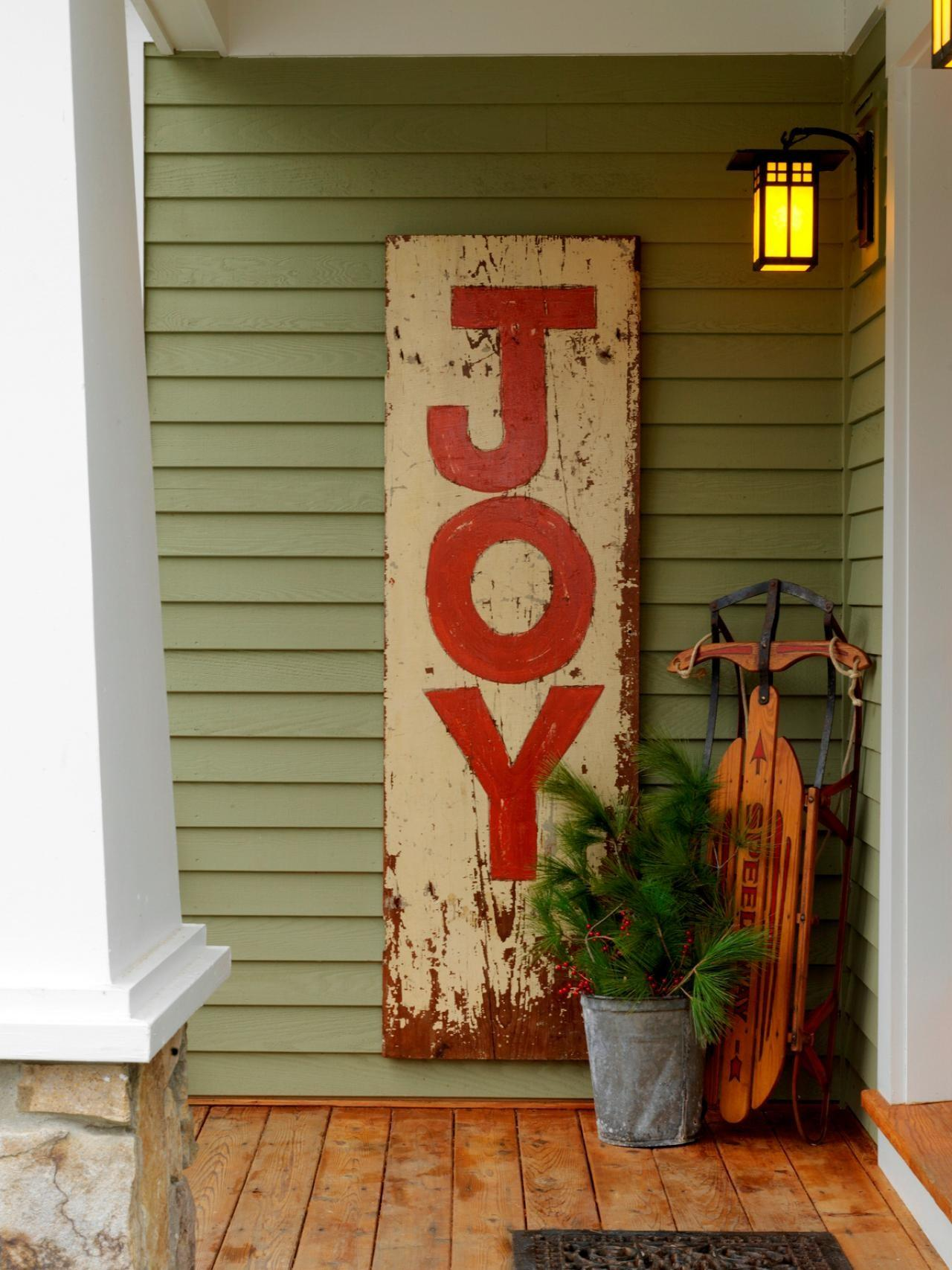 Learn Make Hand Painted Vintage Sign Tos Diy