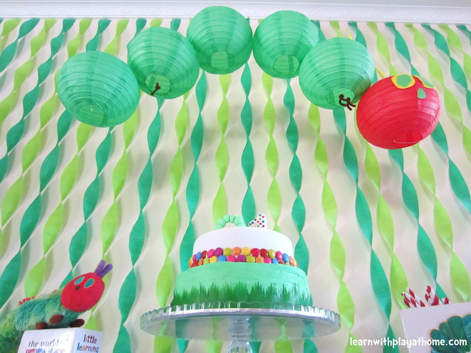 Learn Play Home Diy Party Decorations