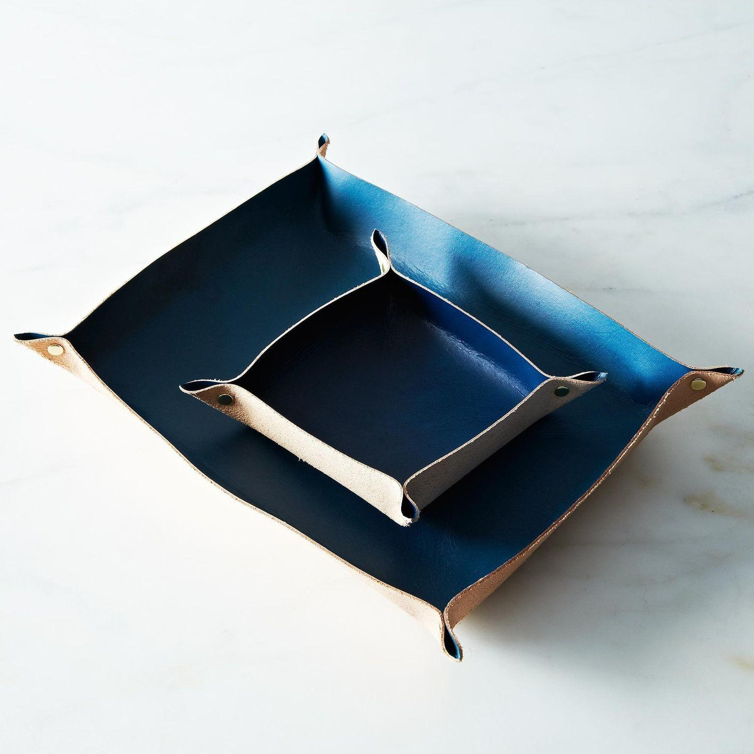 Leather Catch All Tray Food52