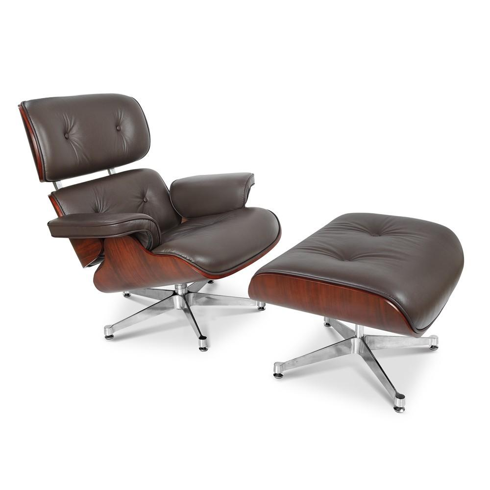 Leather Chair Wood Frame Affordable
