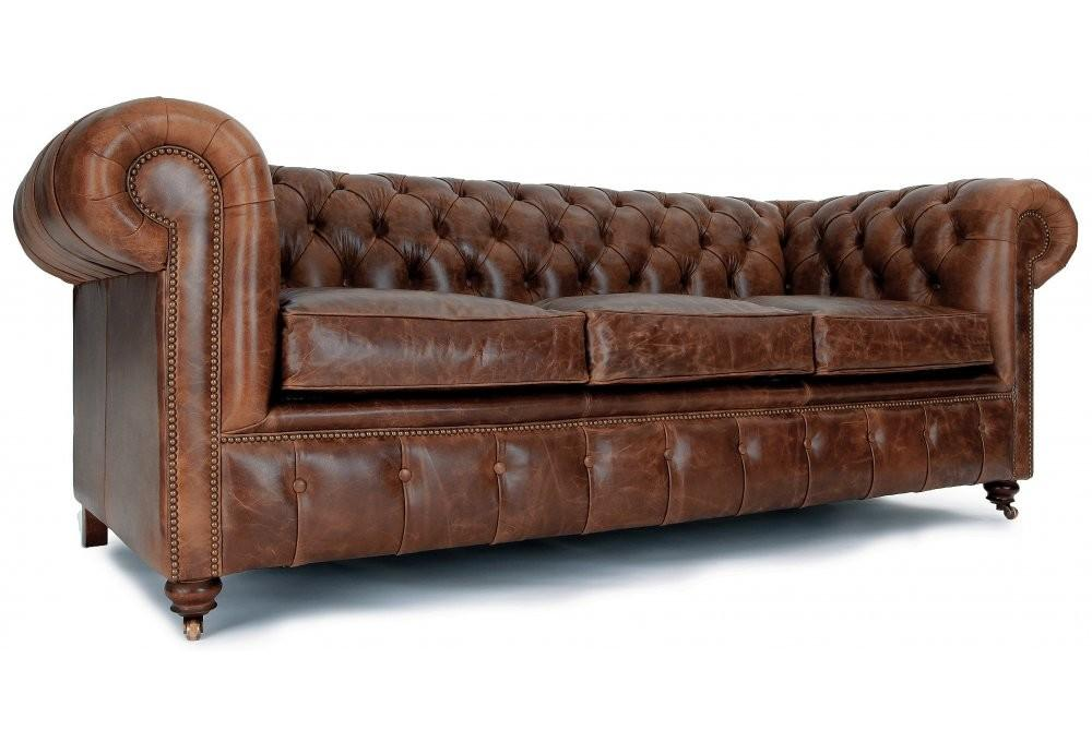 Leather Chesterfield Sofa Home Design Ideas