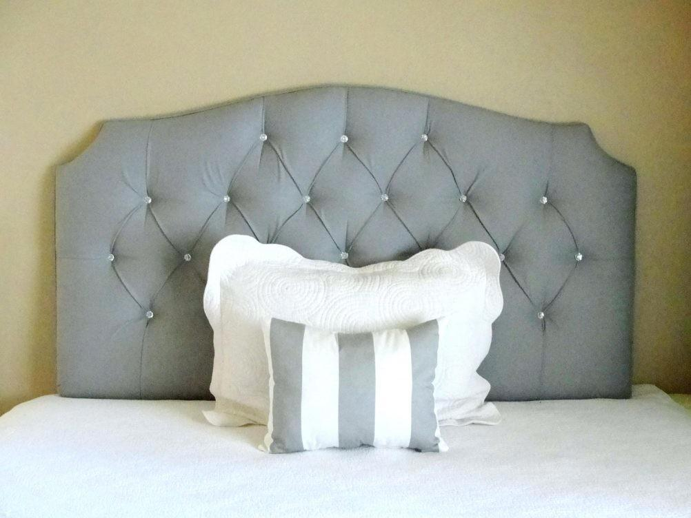 Leather Headboard Bedroom Set Tufted Upholstered Panel