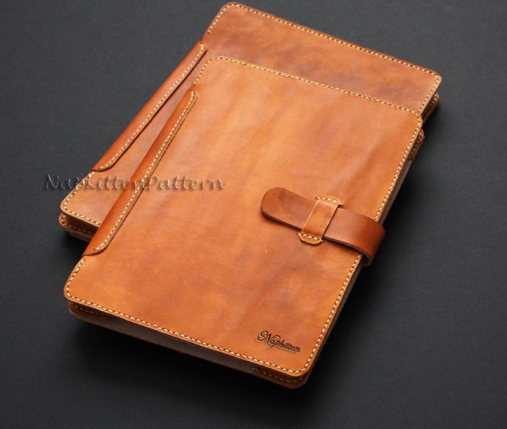 Leather Ipad Case Pattern Bag Tutorial Pouch