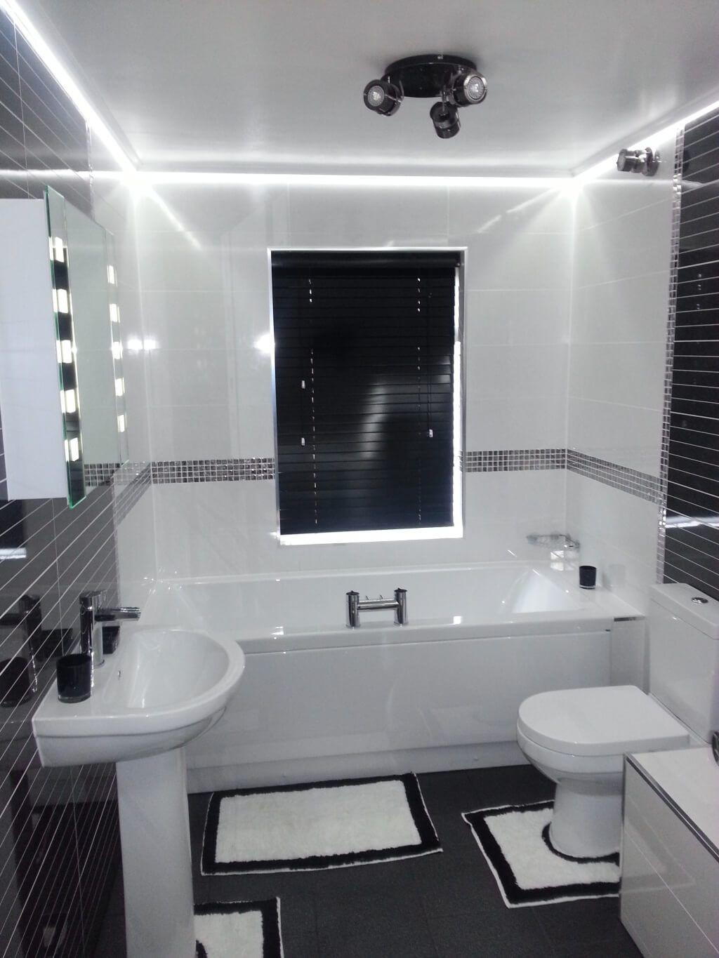 Led Bathroom Vanity Lights Modern Interior Home