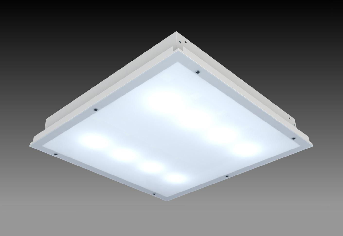 Led Clean Room Light Fixtures