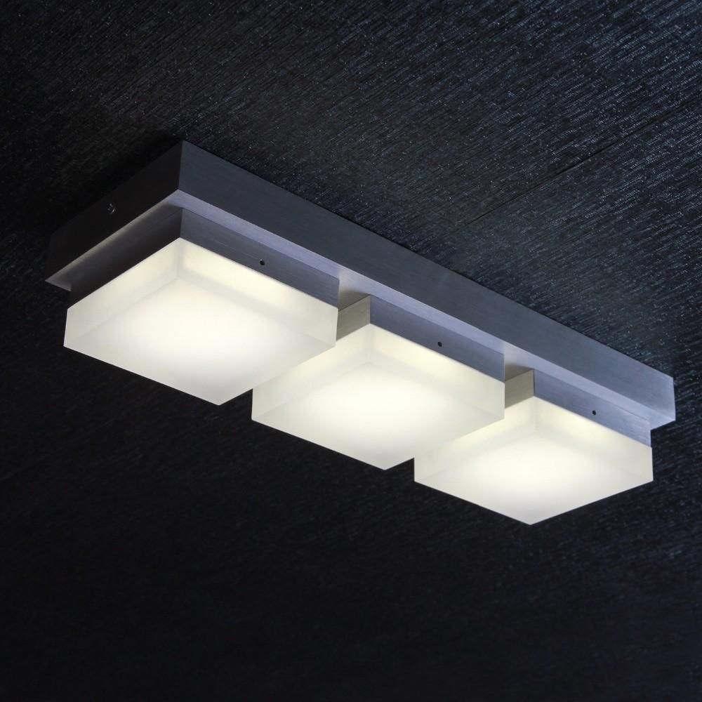Led Heads Ceiling Lamp Modern Bedroom Lights