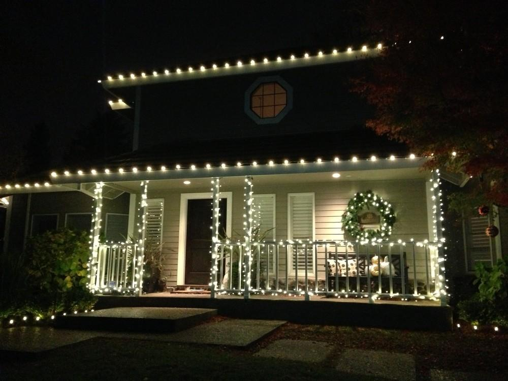 Led Light Design Appealing Warm White Christmas