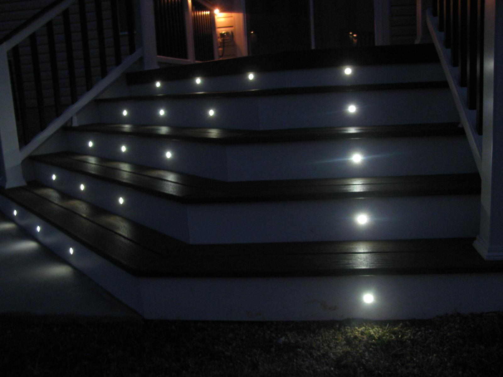 Led Light Design Deck Low Voltage Post Cap