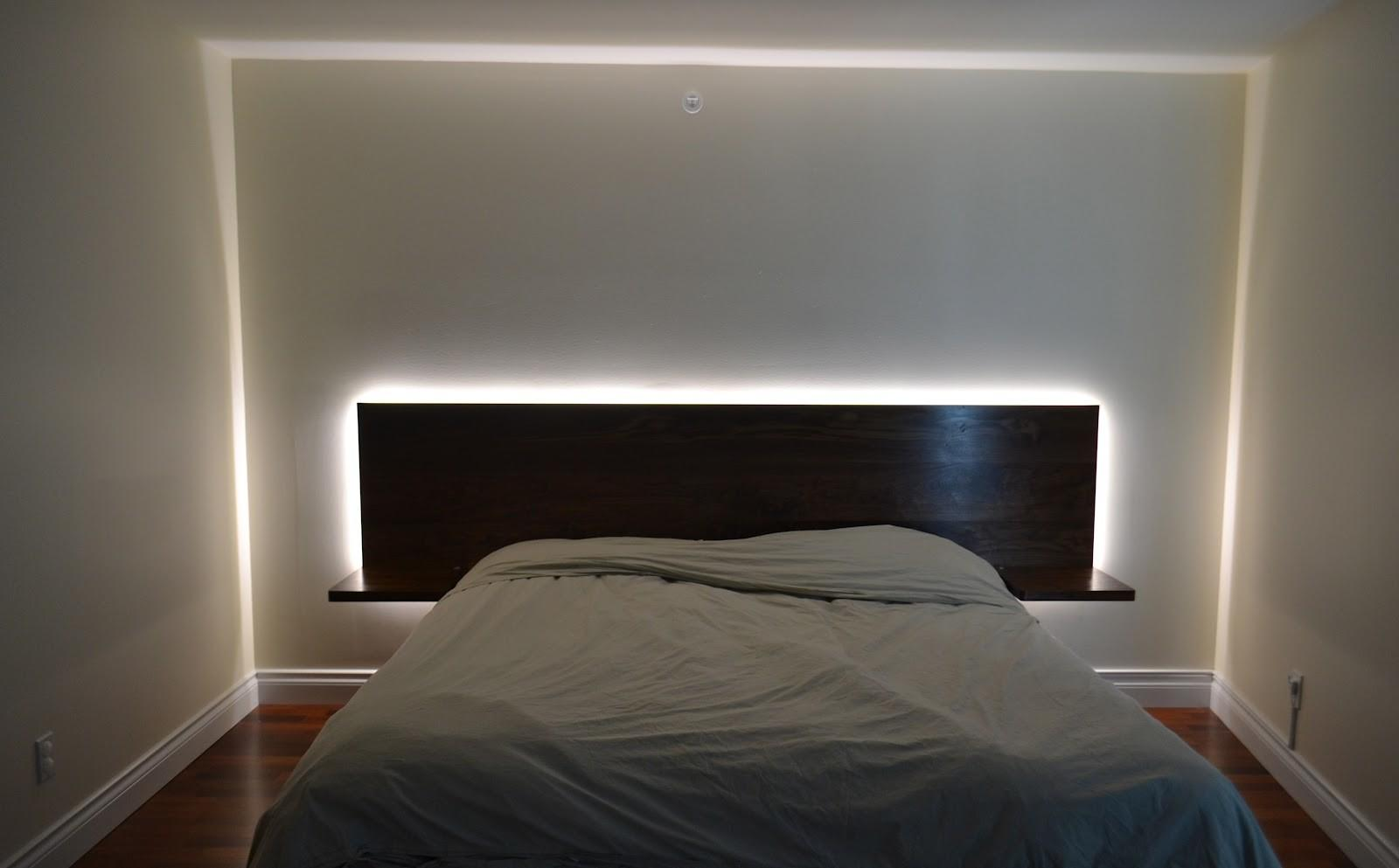 23 Professionally Diy Headboard With Leds That Will Boost Your Imagination Photos Decoratorist