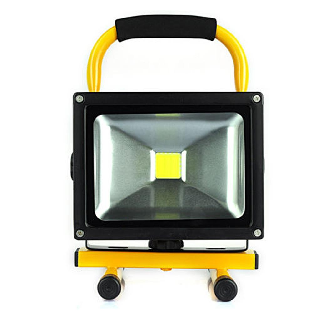 Led Rechargeable Floodlight 20w Cordless