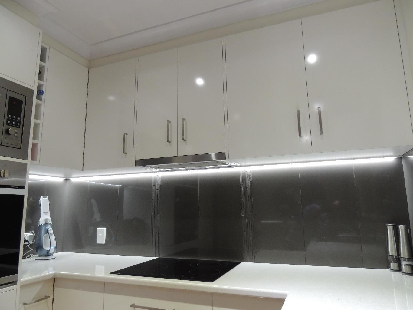 Led Strip Lights Your Kitchen Simple Lighting