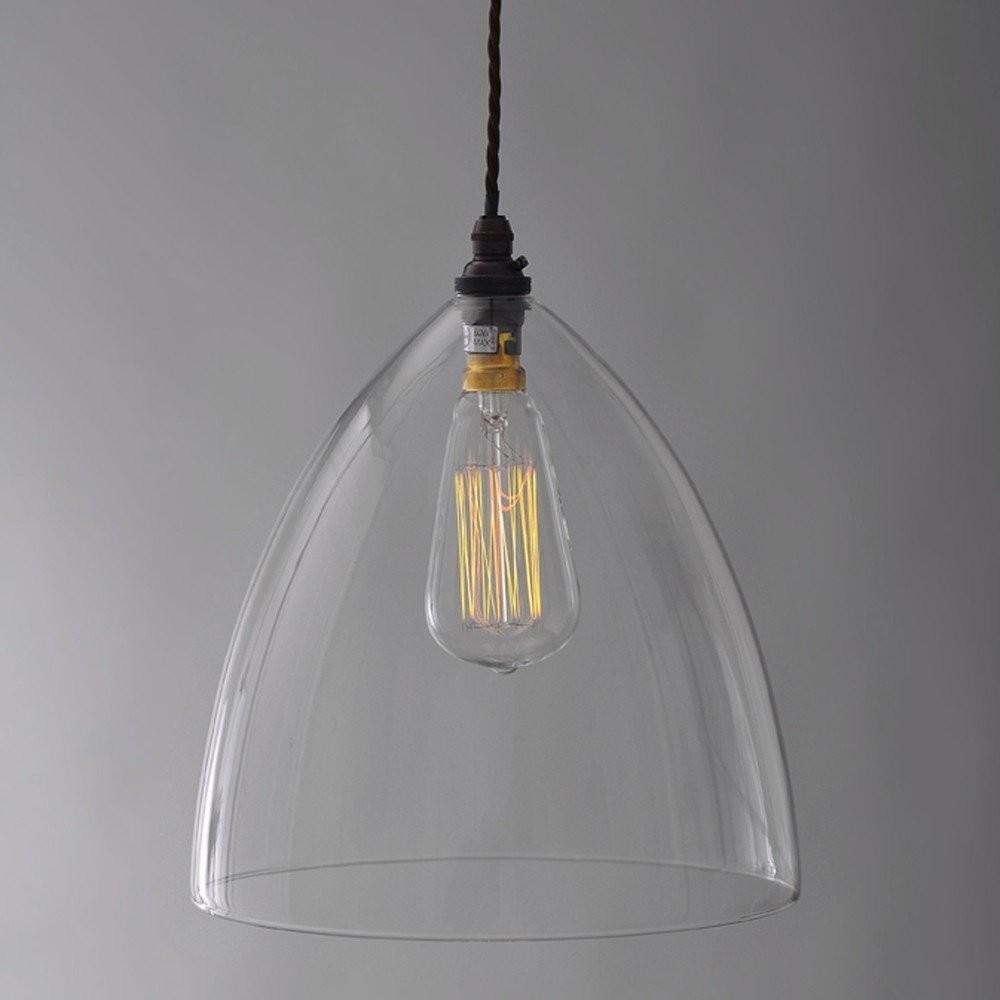 Ledbury Glass Pendant Fritz Fryer Collection