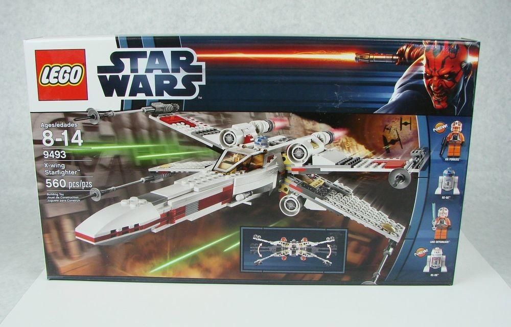 Lego Star Wars 9493 Wing Starfighter Retired New