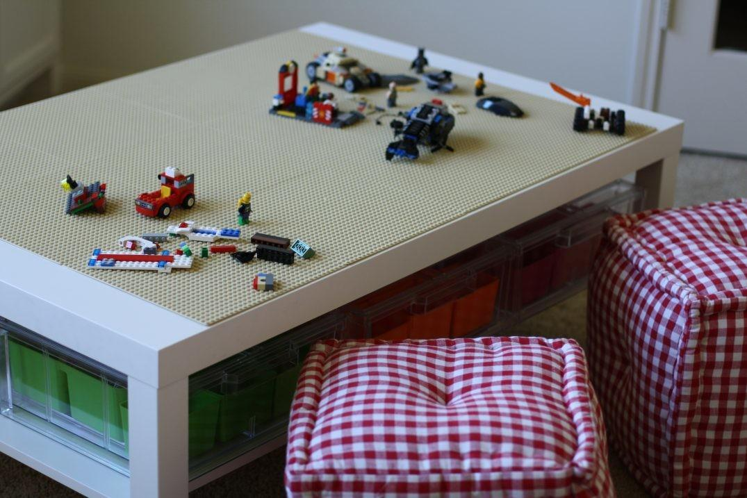 Lego Table Best Storage Tables