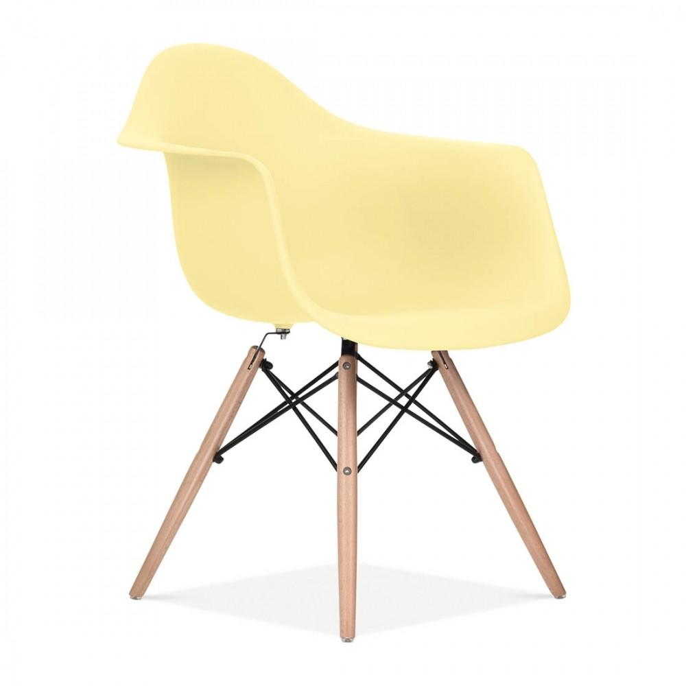 Lemon Eames Daw Chair Side Cafe Chairs Cult Furniture