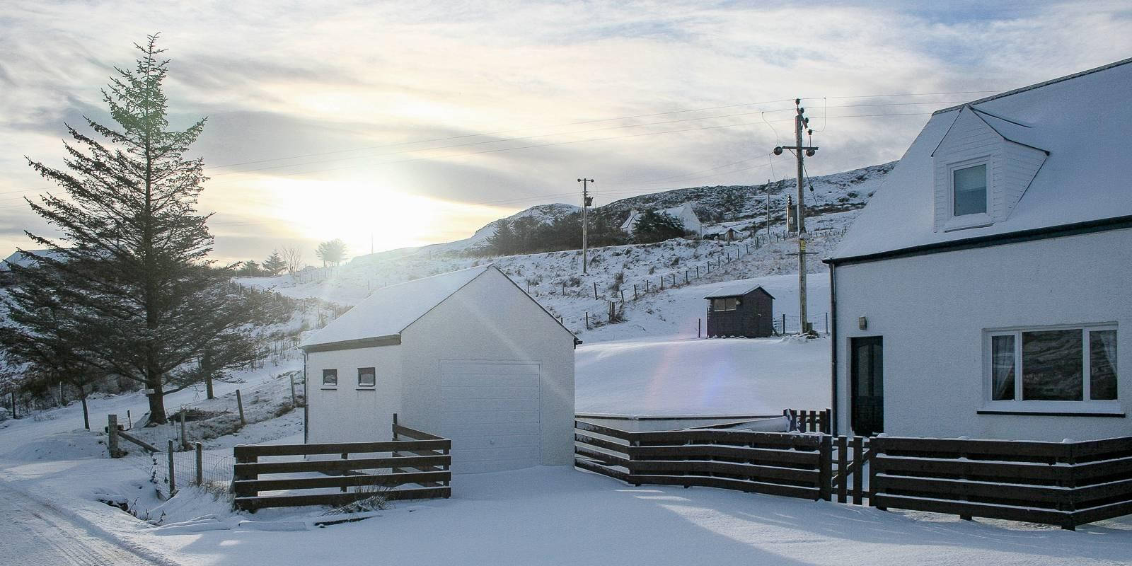 Lephin Cottage Self Catering Holiday Glendale