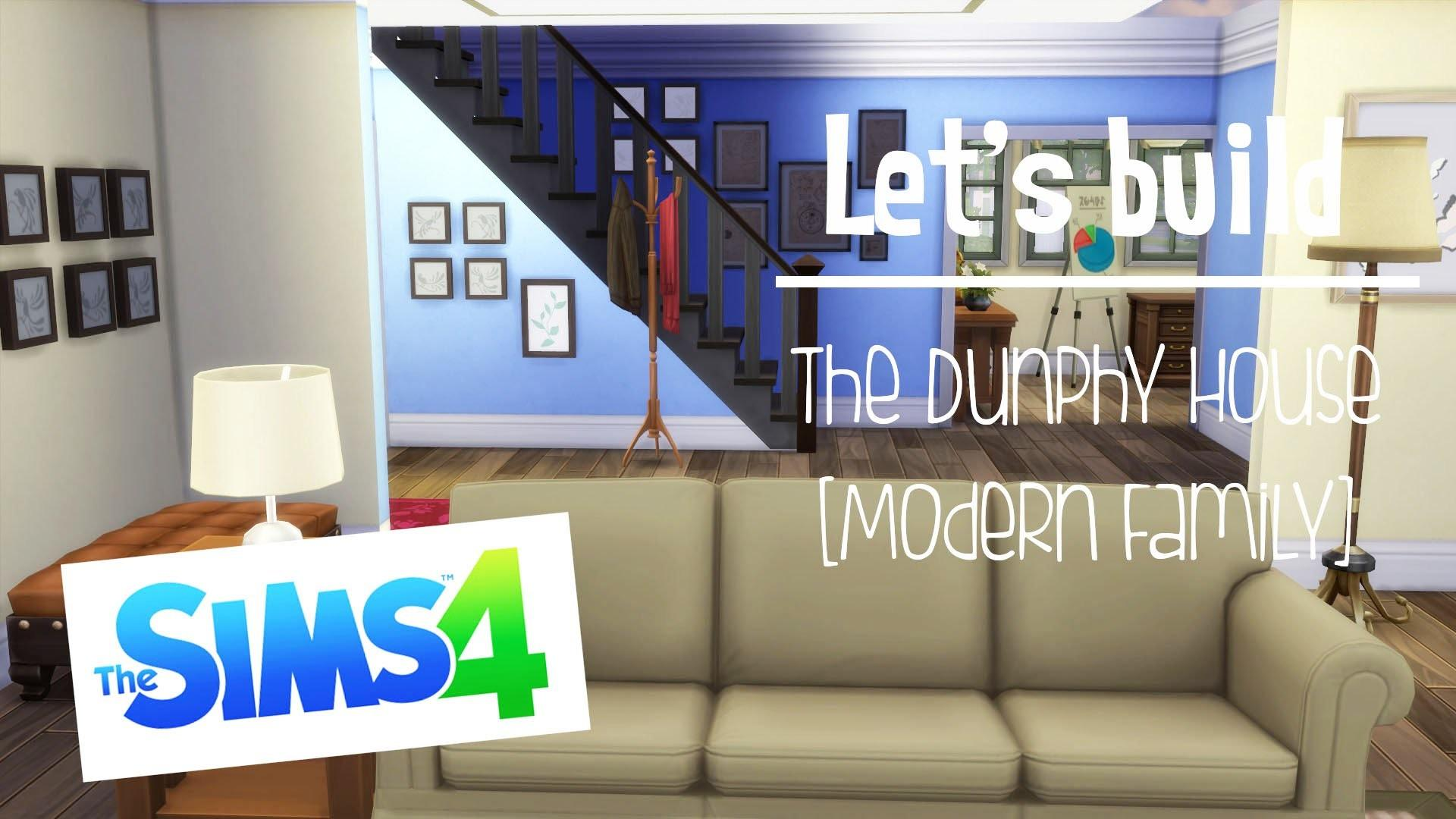 Let Build Dunphy House Modern Family