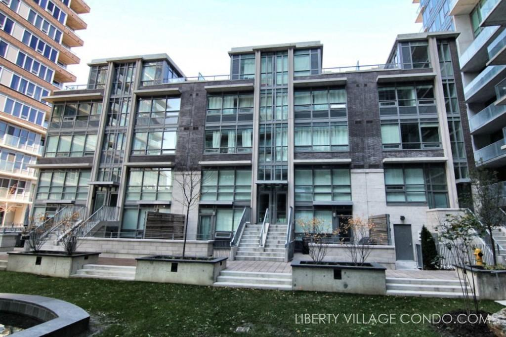 Liberty Village Townlofts East