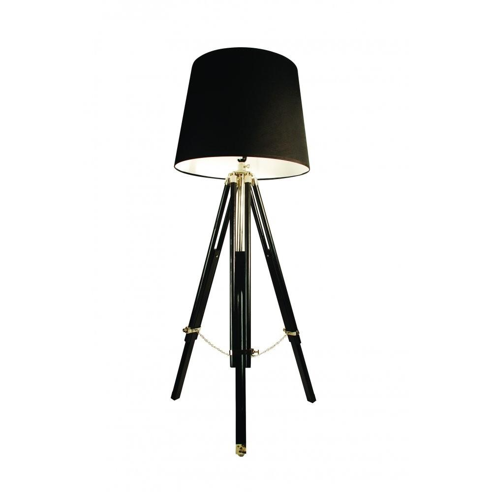 Libra Tripod Lamp Fusion Living Floor Standing