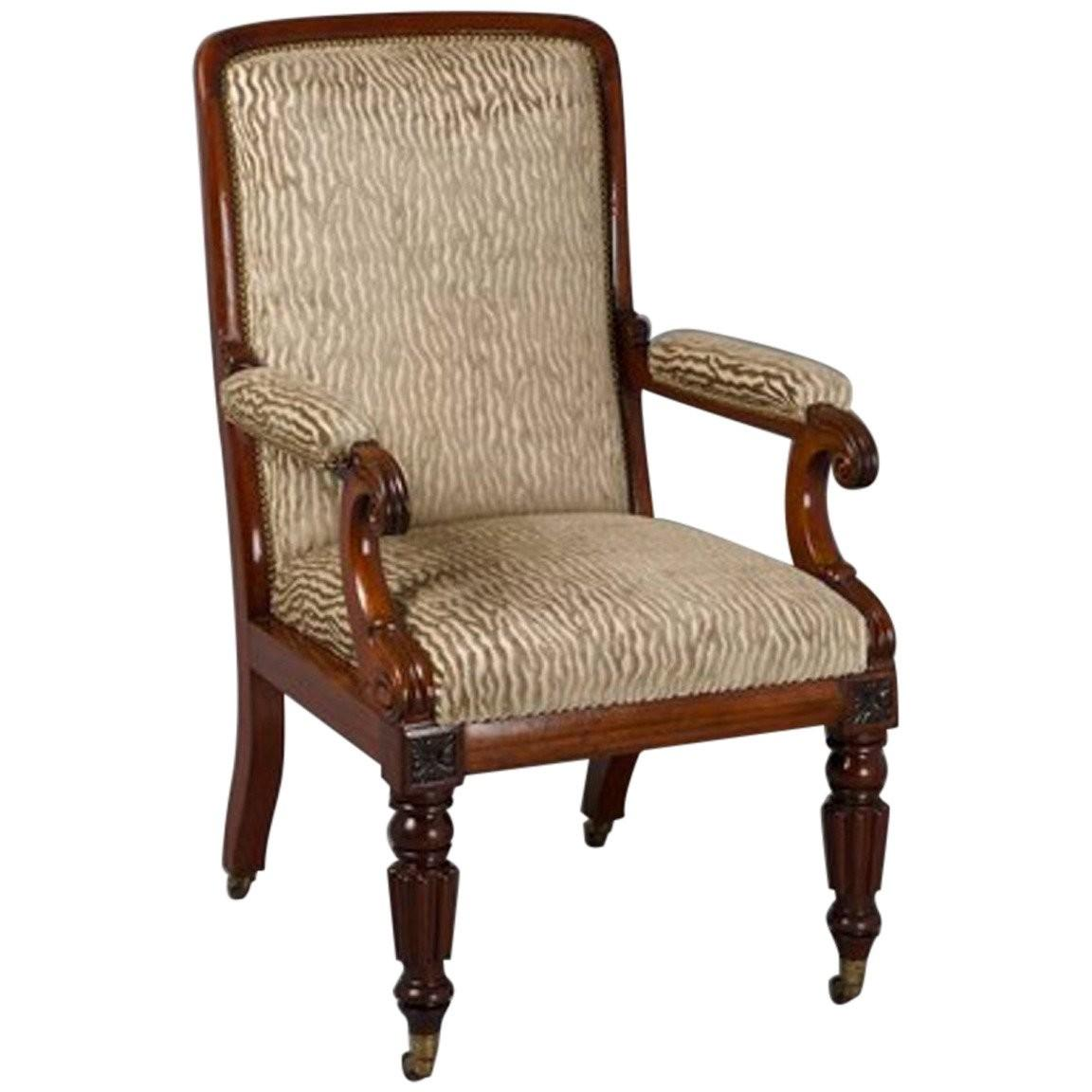Library Chair 1stdibs