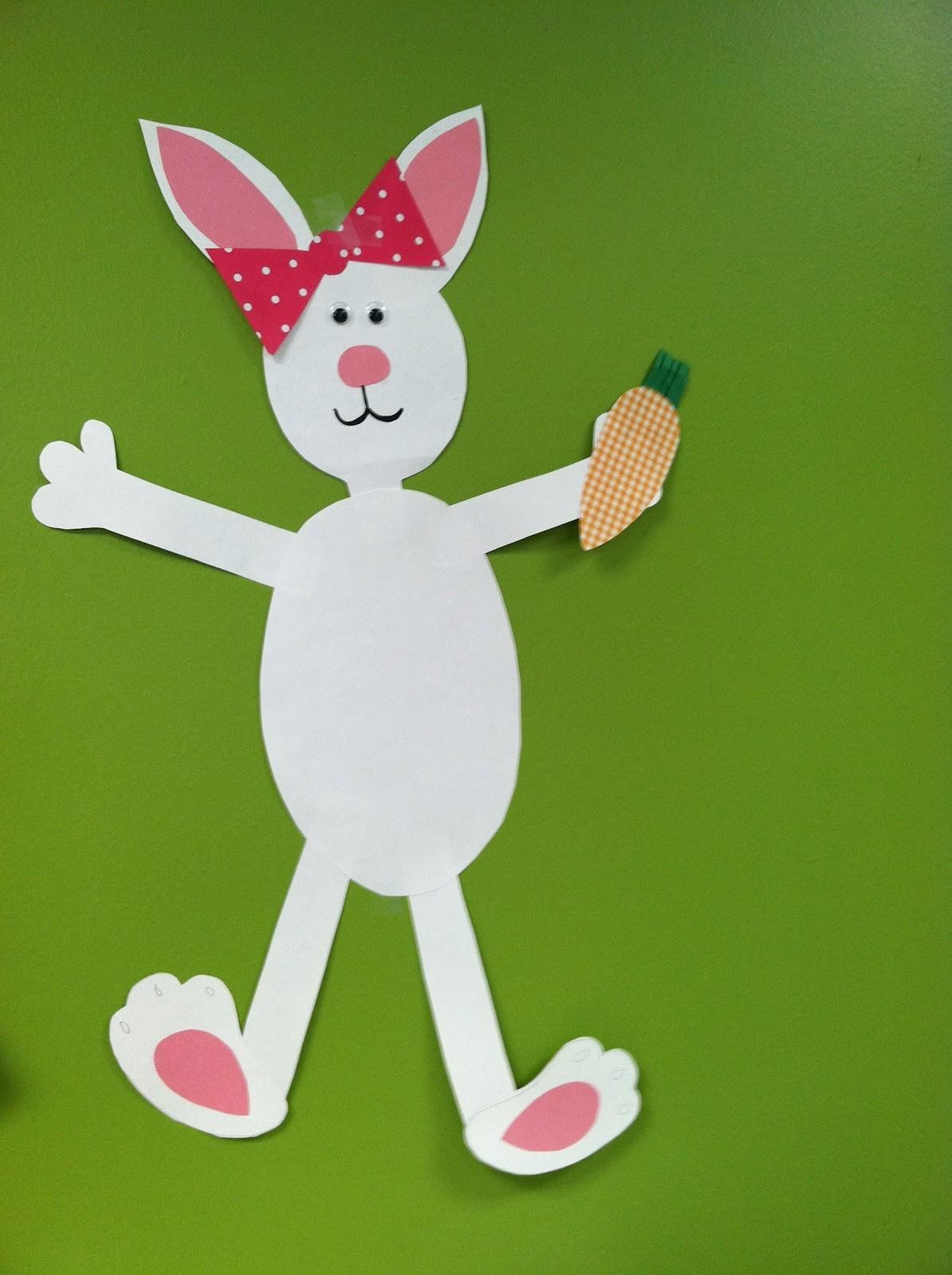 Life First Grade Were Easter Bunny