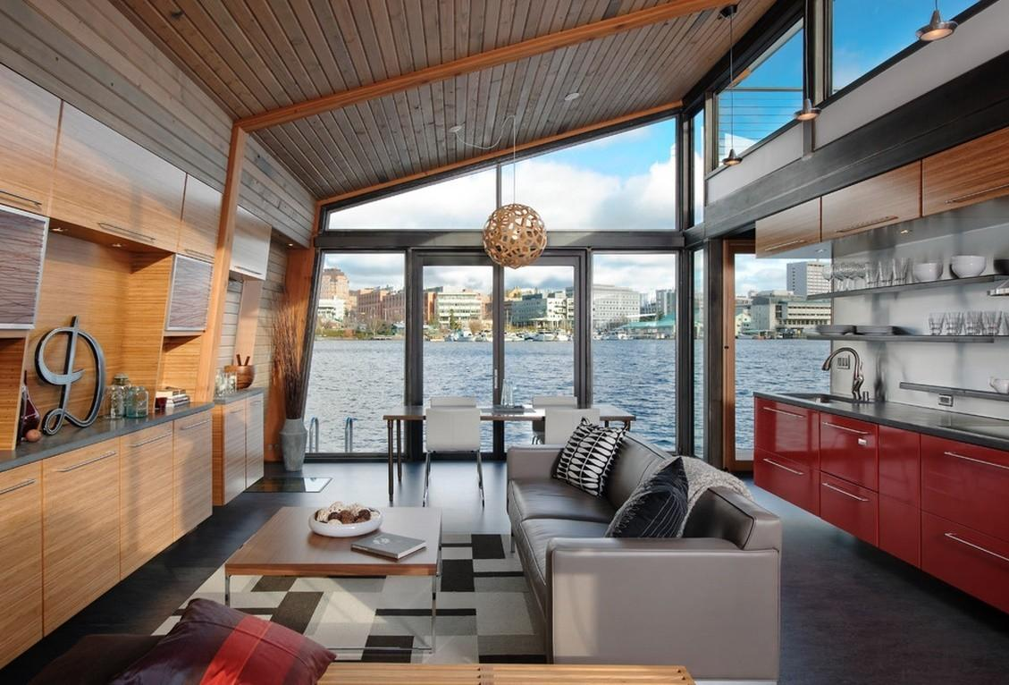 Life Floating House
