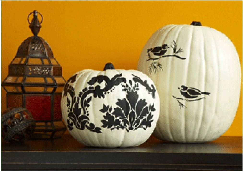 Life Welge Painted Pumpkin Ideas