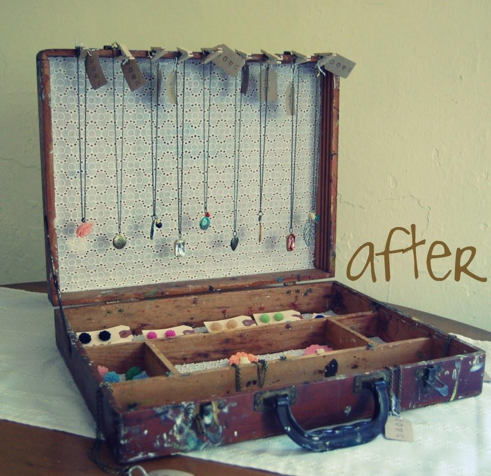 Lifestyle Bohemia Down Out Chic Diy Jewelry Display