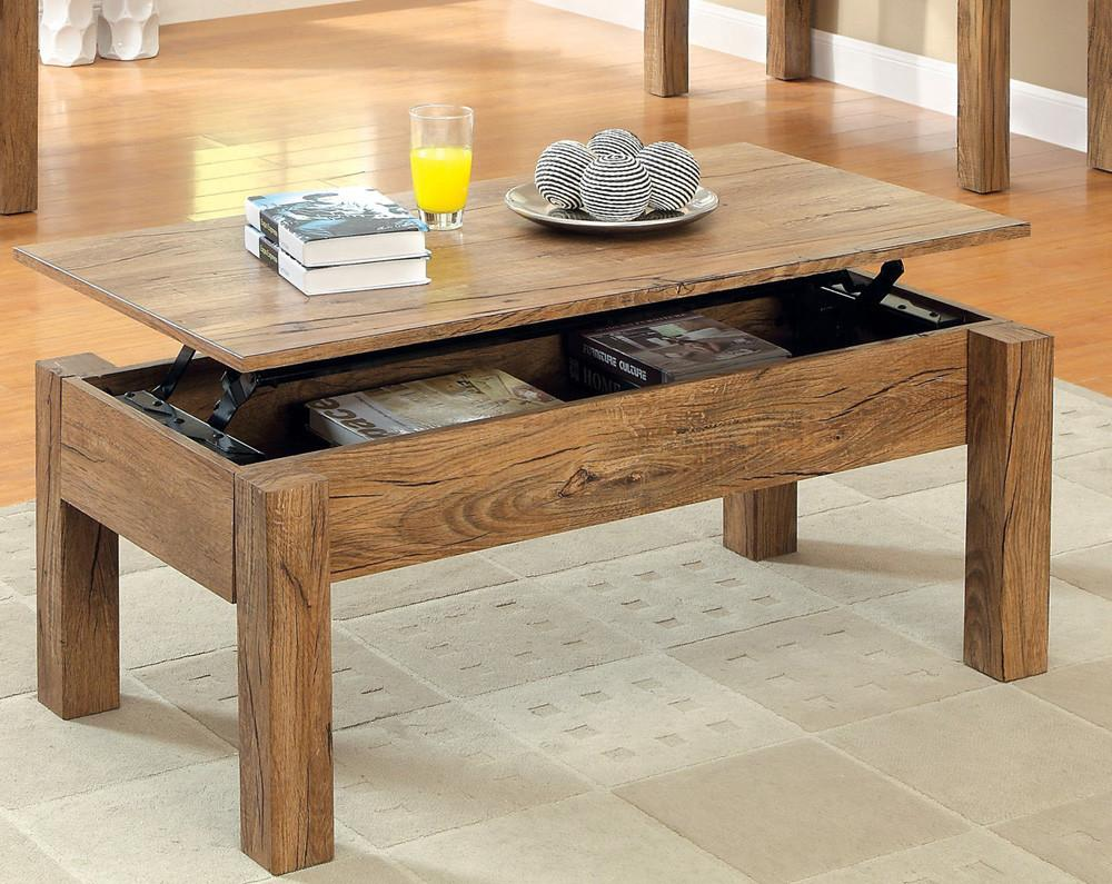 Lift Top Coffee Tables Simple Yet Attractive Living