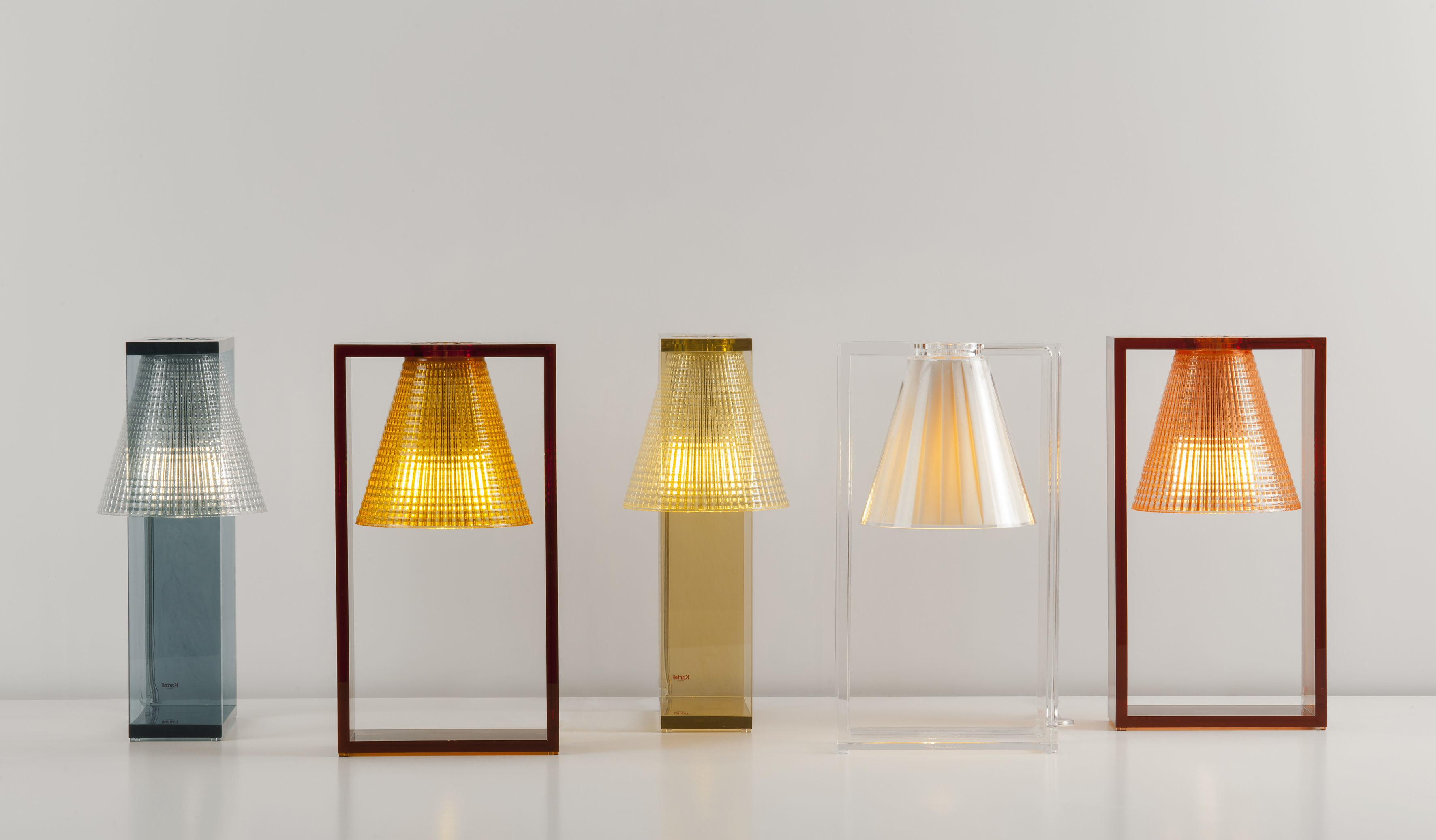 Light Air Table Lamp Kartell