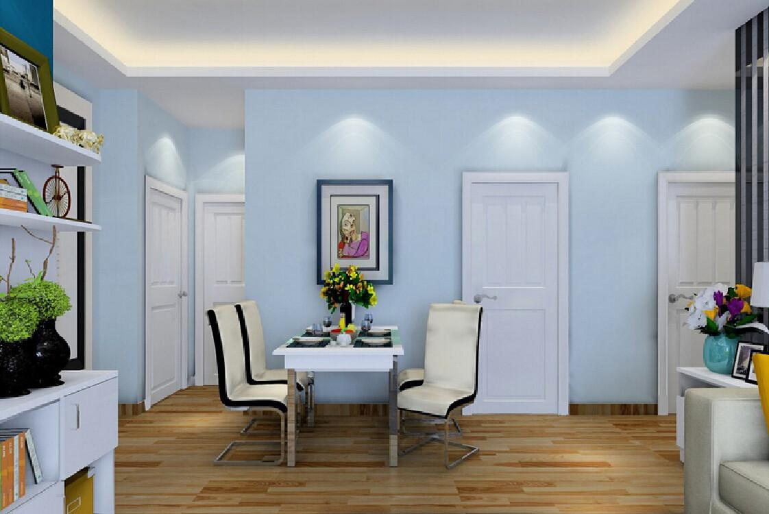 Light Blue Dining Rooms
