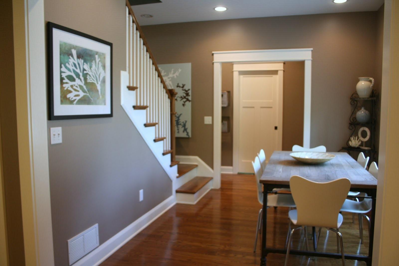 Light Gray Wall Paint Inspirations Colors Wood Floors