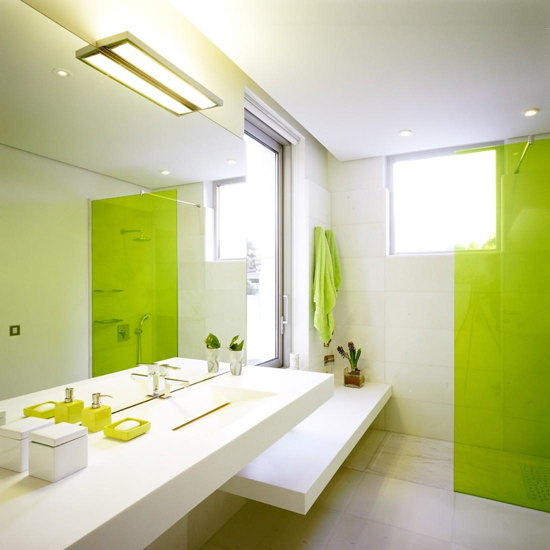 Light Green Bathroom Decorating Ideas Decobizz