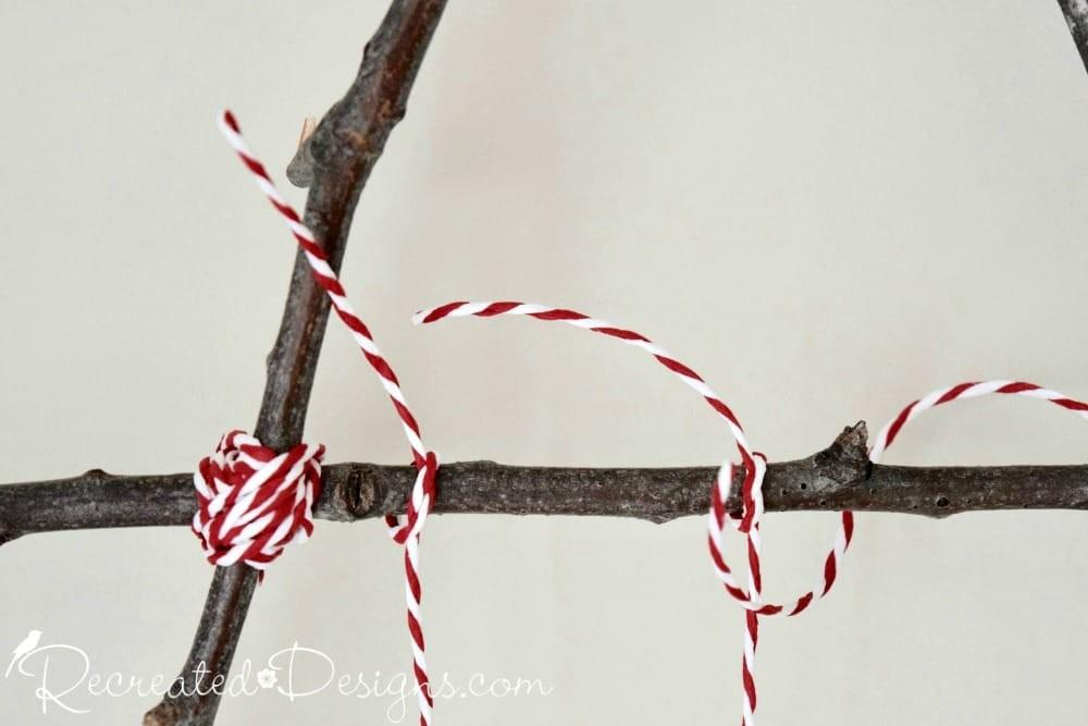 Light Your Holiday Decor Perfect Twig Star