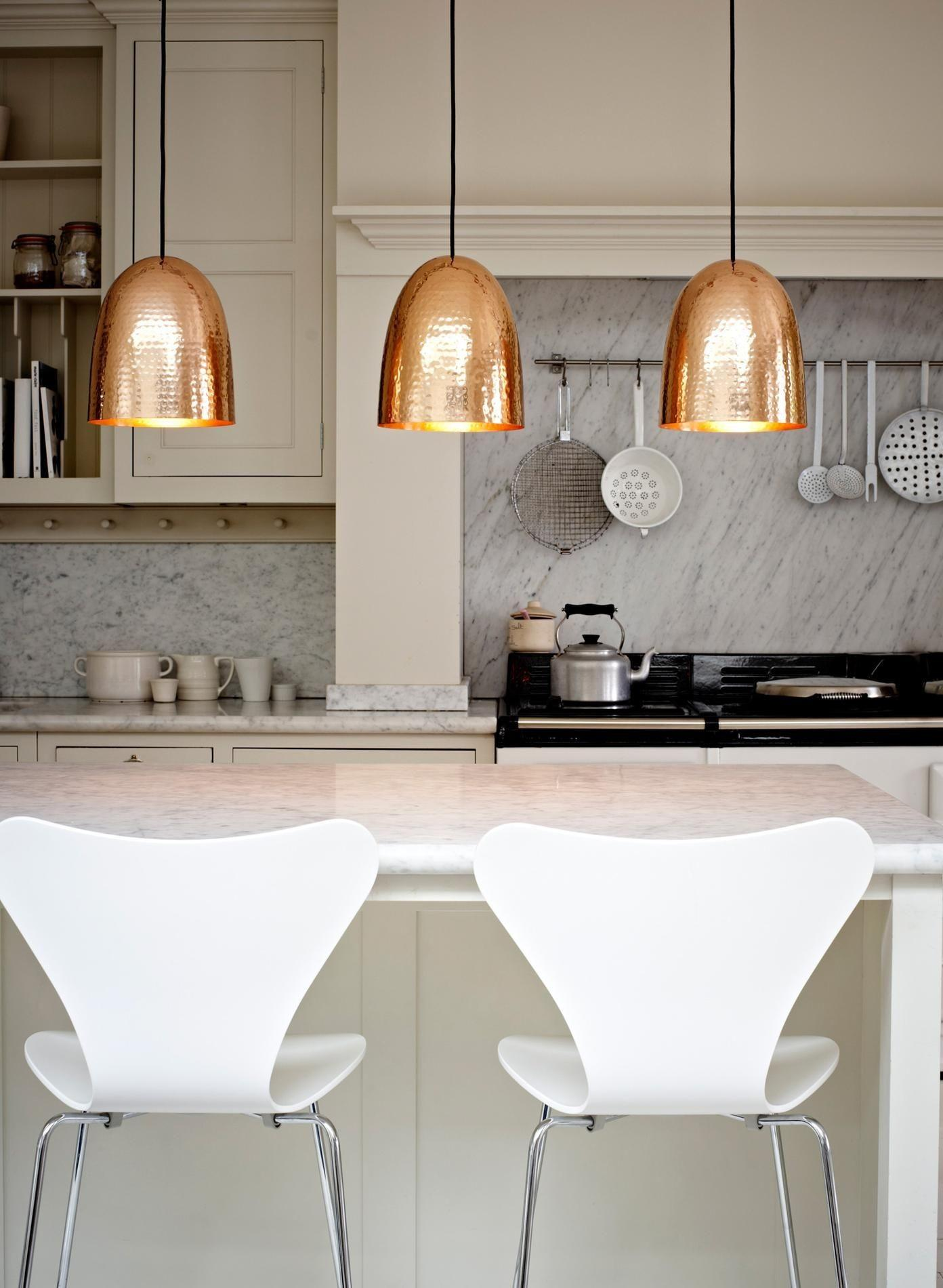 Lighting Examples Copper Pendant Your Home