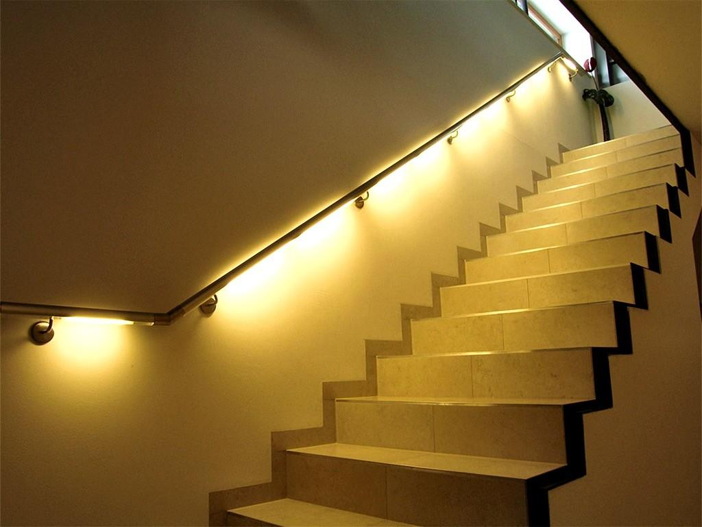 Lighting Fixtures Modern Staircase Lights