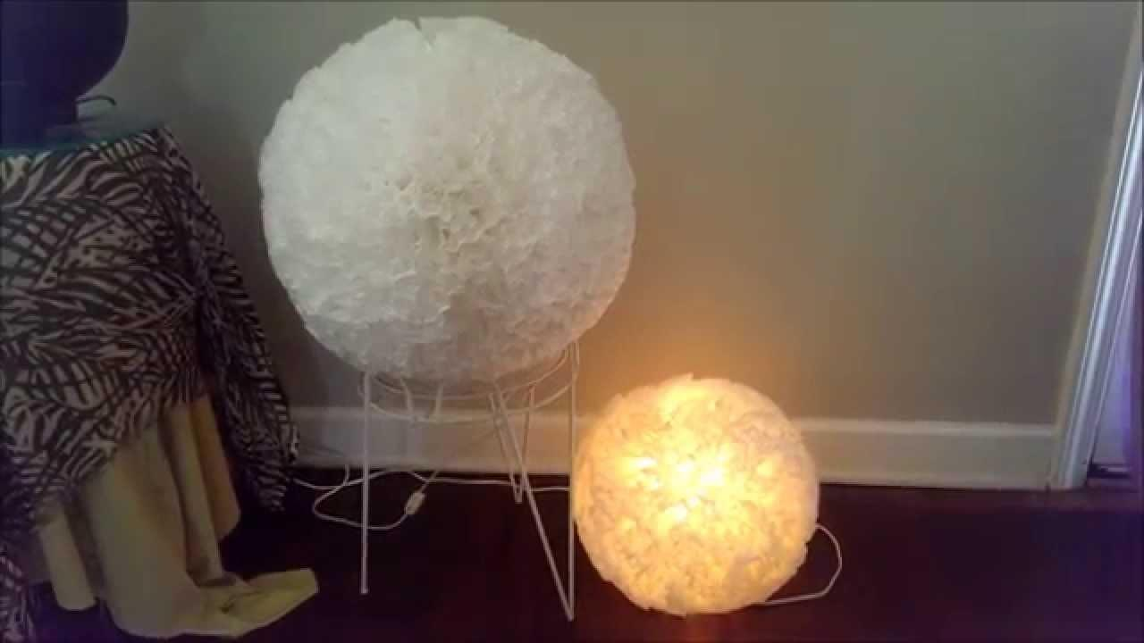 Lights Paper Lantern Flowers