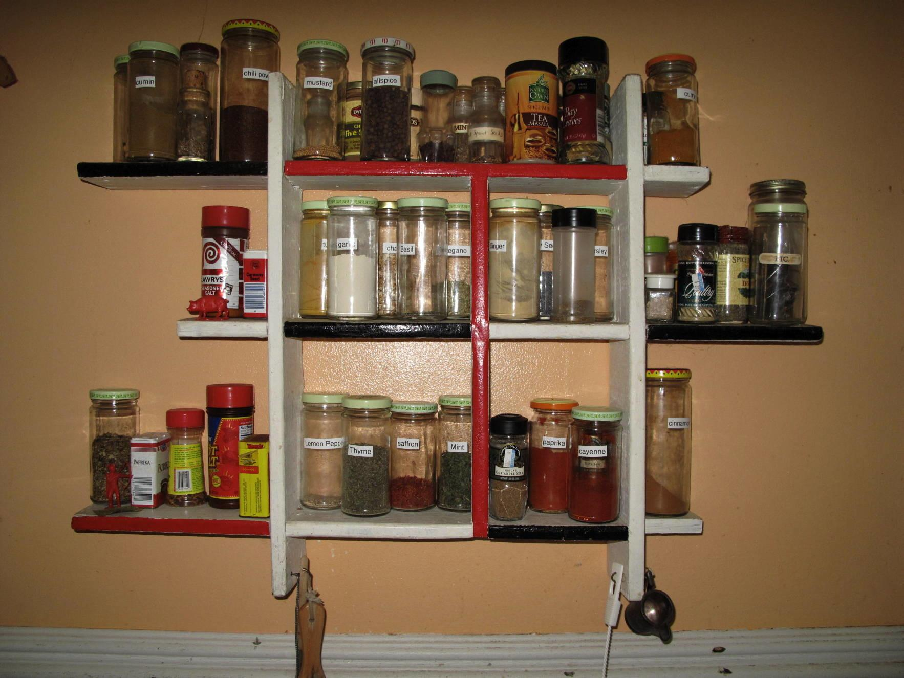 Like Cooking These Why Spice Rack Ideas Good