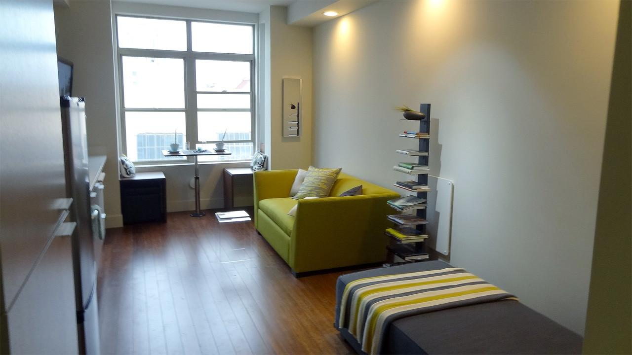 Like Live Modern Micro Apartment Tested