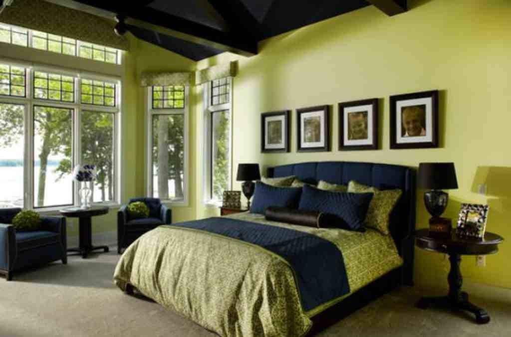 Inspiring Green Bedroom Ideas That You Can Make By Yourself Stunning Photos Decoratorist
