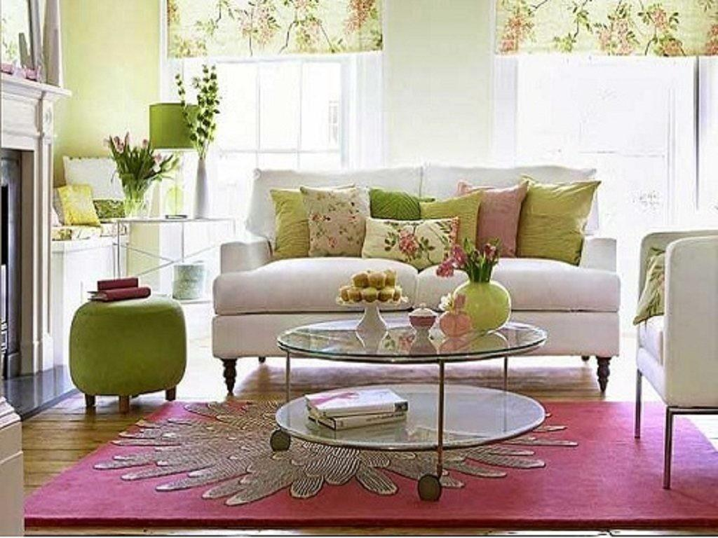 Lime Green Living Room Design Fresh Color All
