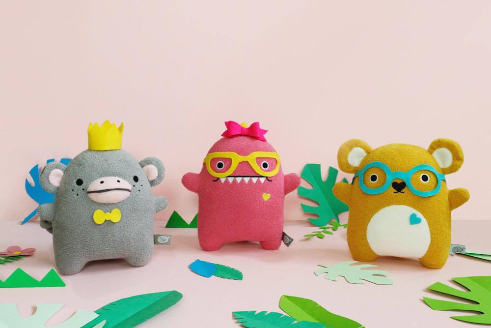 Limited Plush Toy Sets Noodoll