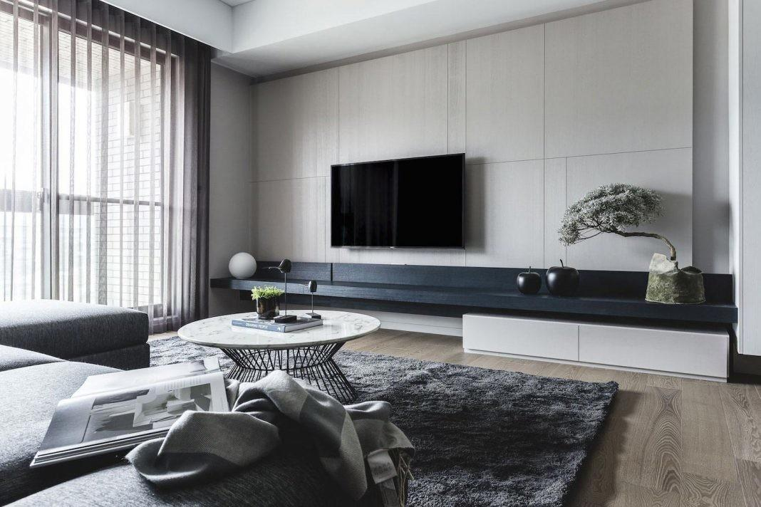 Limited Unlimited Contemporary Apartment Designed