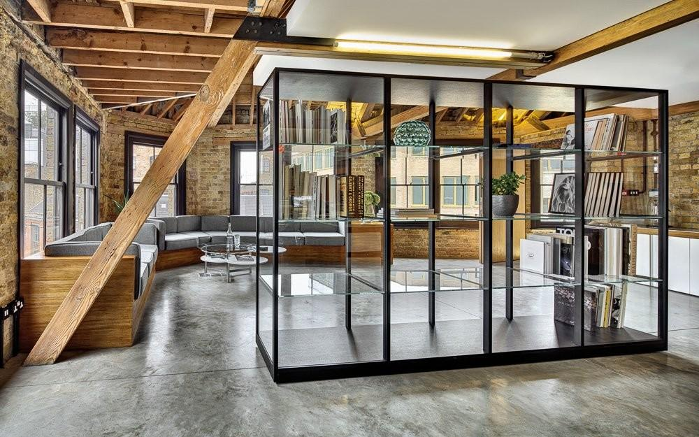 Limitless London Old Industrial Office Building
