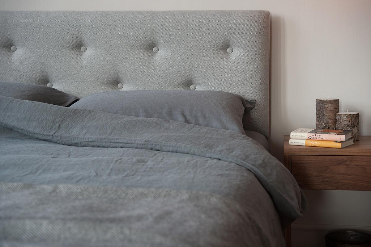 Linen Bedding Natural Bed Company