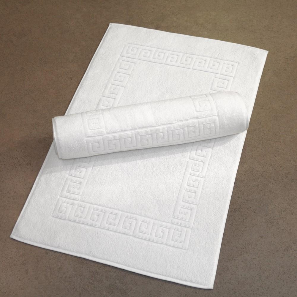 Linum Towels Luxury Hotel Spa Collection Greek Key