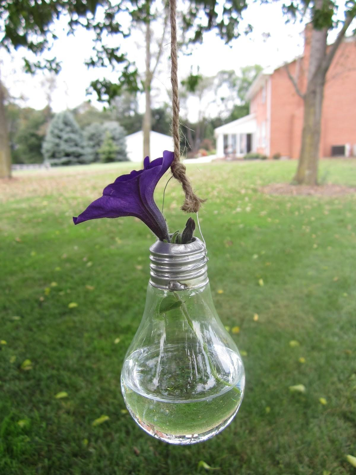 Lipp Hip Tips Creative Diy Lightbulb Vases