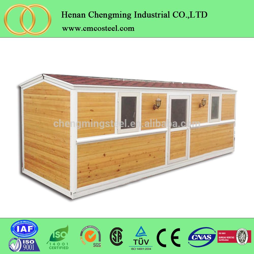 List Manufacturers Steel Prefab Chalet Buy