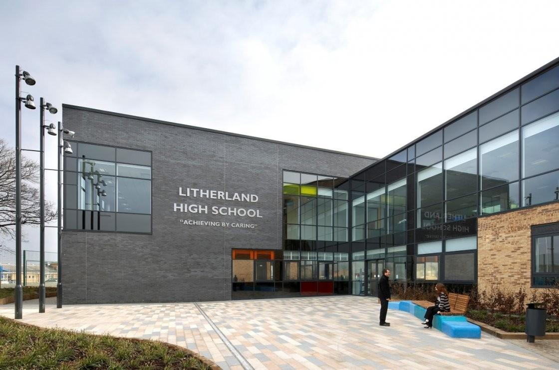 Litherland High School Architecture Sheppard Robson